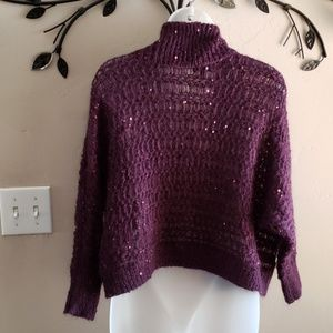Express Sweaters - 🧥Express🧥Mohair sparkle shrug sweater